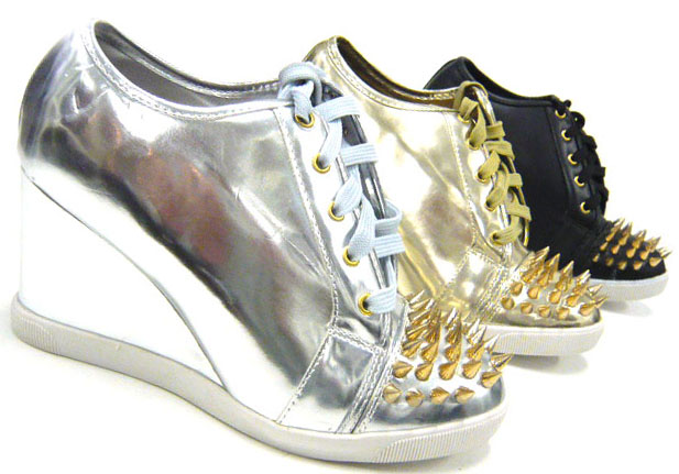 Completely-Gaga-Stud-Pumps-Gothic-Wedge-Sneaker