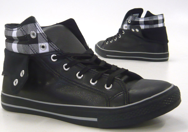 herren winter sneaker dick gef tterte kunst fell sneaker stiefelette ebay. Black Bedroom Furniture Sets. Home Design Ideas