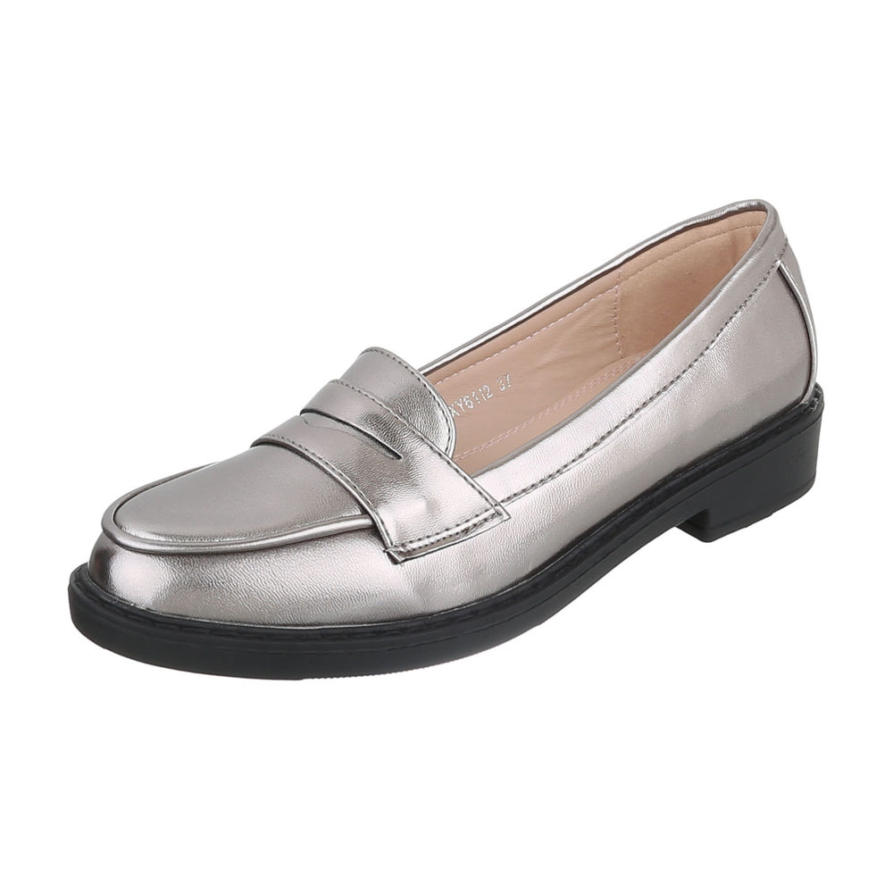 TOP Damen Ballerinas Schuh Flats Slipper Halb Zapatos    Blockabsatz Slipper 36 - 41 583338